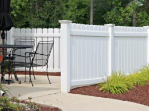 vinyl fence savannah ga