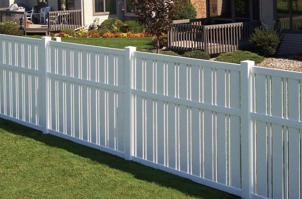 vinyl fence savannah ga