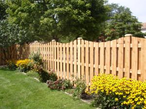 wood fence Savannah GA