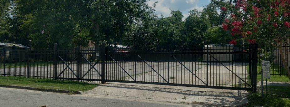 Aluminum Fence Savannah GA